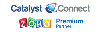 Catalyst Connect is a Zoho Premium Partner
