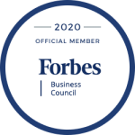 2020 Forbes Official Member badge